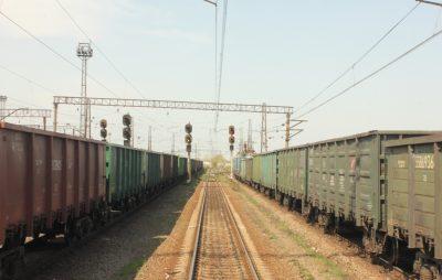 У жовтні Львівська залізниця навантажила понад 2,4 млн. тонн вантажів