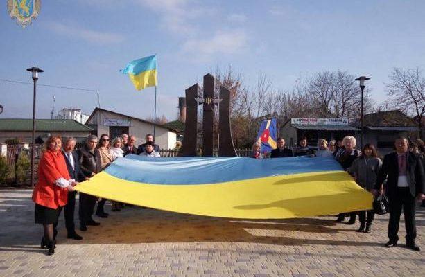 На Бущині відкрили пам'ятник авіації Української Галицької Армії