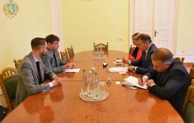 Львівська ОДА долучиться до проекту Агентства USAID щодо протидії корупції