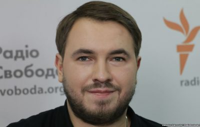 Андрій Лозовий. Фото Радіо Свобода