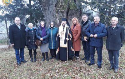 На Миколаївщині освятили пам'ятник Січовим Стрільцям