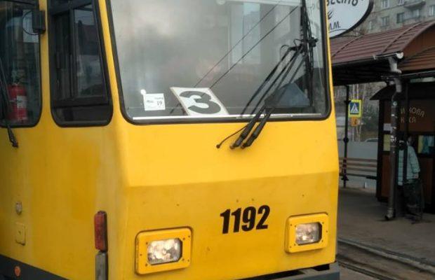 У львівському трамваї відмовилися приймати нові гривні. Фото: leopolis.news