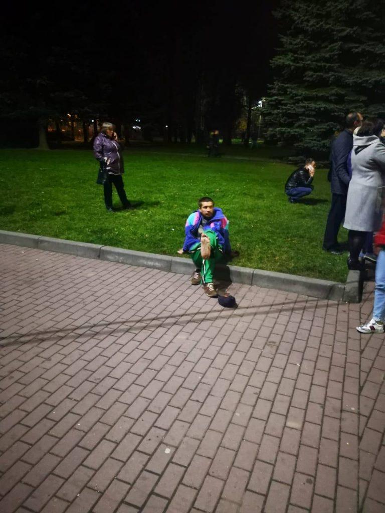 Тимошенко у Стрию
