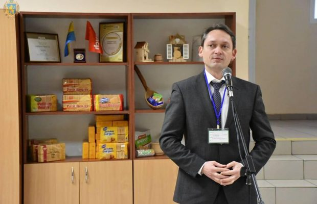 Кондитерська фабрика у Кам'янка-Бузькому районі відкрила нову виробничу лінію