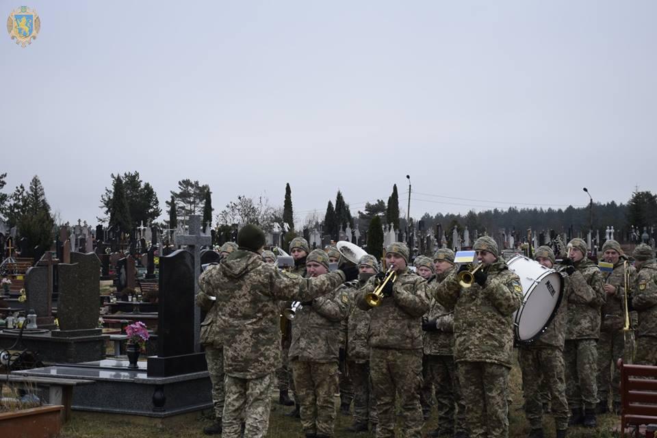 На Яворівщині вшанували загиблих героїв