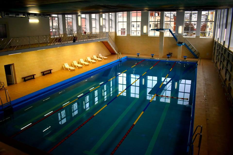 У Новояворівську відкрили басейн після капітального ремонту. Фото: ЯРР