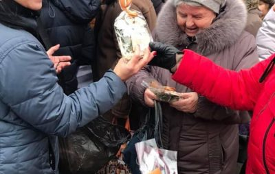 Тимошенко розпочала сезон підкупу виборців