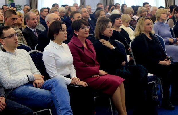 На Львівщині стартувала підсумкова конференція соціального проекту «Рука допомоги». Фото Назарій Юськів, 4studio