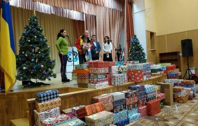 На Львівщині розпочався проект «Різдвяний конвой»