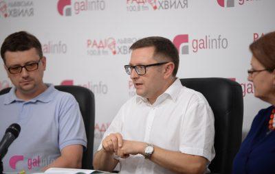 Михайло Перун. Фото Галінфо