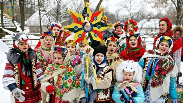 Гостей та мешканців Львівщини запрошують на святкування Різдвяних свят