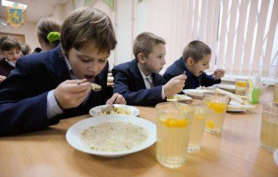 У школах Львівщини для дітей пільгових категорій передбачено безкоштовне харчування. Фото: прес-служба ЛОДА.