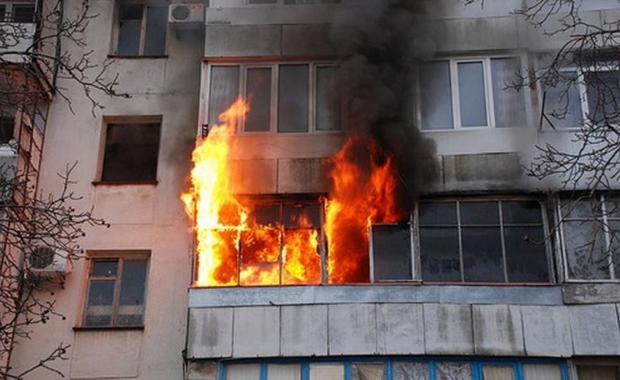 У Львові під час пожежі загинула власниця квартири. Фото: відкриті джерела.
