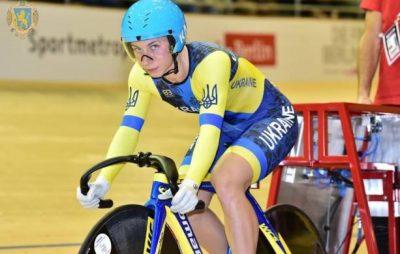 Велосипедистка Олена Старікова – найкраща спортсменка Львівщини за підсумками грудня