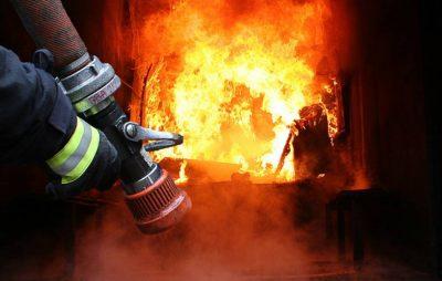 У Львові врятували квартиру від знищення вогнем. Фото ілюстроване з відкритих джерел.