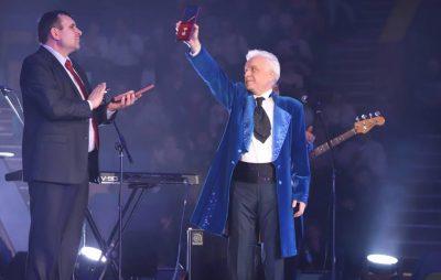 """Вокально-інструментальний ансамбль """"Ватра"""" відсвяткував 40-річчя. Фото: прес-служба ЛОДА."""