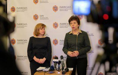На Львівщині розповіли про зміни у проведенні ЗНО. Фото: прес-служба ЛОДА.