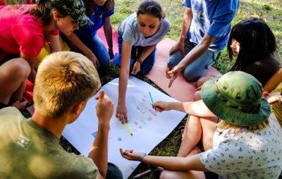 На Львівщині запрошують до участі у конкурсі молодіжних проектів. Фото: прес-служба ЛОДА.