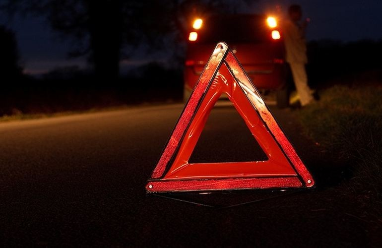 На Львівщині вантажівка вбила людину. Фото ілюстроване з відкритих джерел.