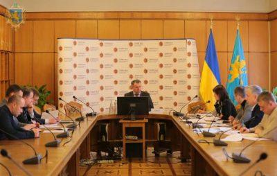 На Львівщині розглянули Програму реабілітації учасників АТО