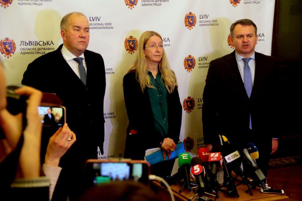 На Львівщині МОЗ запускає кампанію щодо збільшення рівня вакцинації від кору серед дітей. Фото: 4studio