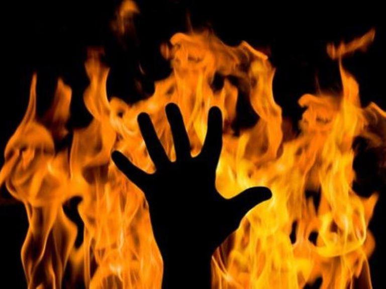 На Пустомитівщині під час пожежі загинув чоловік. Фото ілюстроване з відкритих джерел.