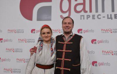 """У Львові презентували проект """"Бойківське Різдво"""""""