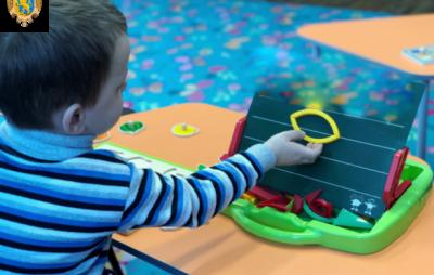У Жидачеві відкрили інклюзивно-ресурсний центр для дітей із особливими освітніми потребами