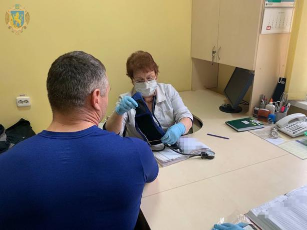 Співробітників СБУ вакцинуються від кору