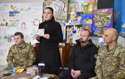 На Львівщині презентують благодійний проект та авторський диск Софії Федини