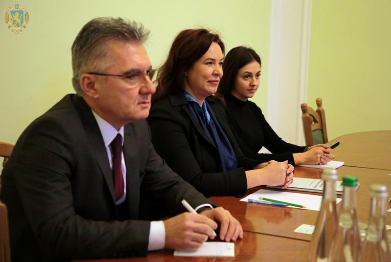 Львівщина розширить співпрацю із Румунією