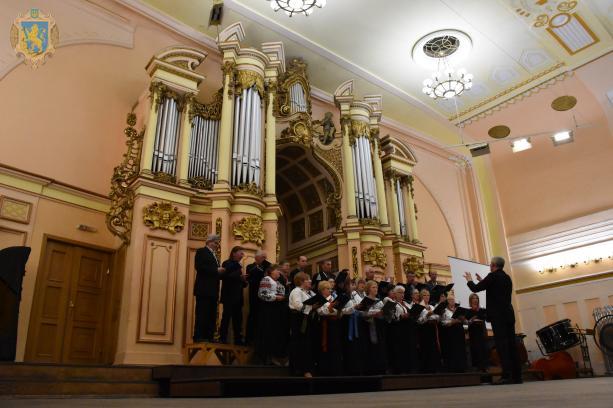 «Уклін славетному Людкевичу»: у філармонії відбувся концерт до 140-річчя з дня народження композитора