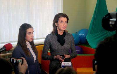 Кожна четверта школа в країні впроваджує інклюзивні форми освіти,- Марина Порошенко. Фото: 4studio.