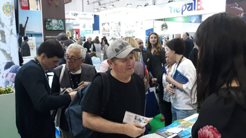 Вчетверте туристичні можливості Львівщини презентують в Державі Ізраїль