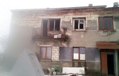 На Пустомитівщині під час пожежі загинула жінка