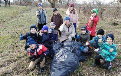 На Львівщині триває місячник озеленення та благоустрою