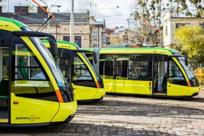 «Київпастранс» відмовився купувати львівські трамваї. Фото: Дивись Інфо.