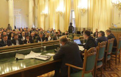 Сесія Львівської обласної ради. Фото 4studio
