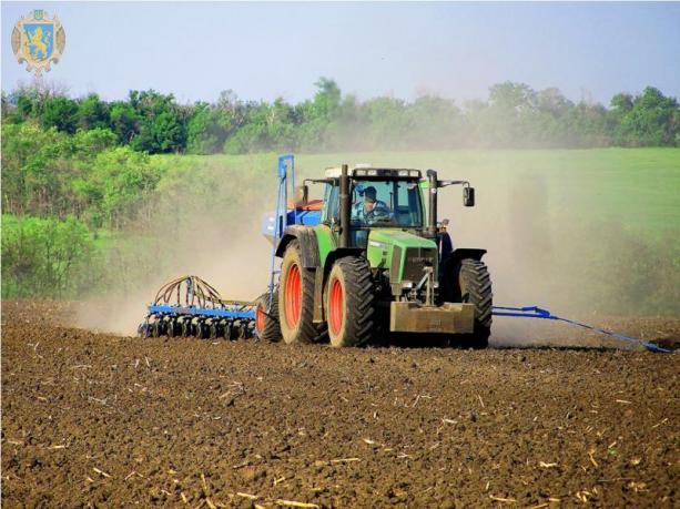 Аграрії Львівщини розпочали весняно-польові роботи
