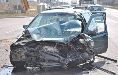У Львові сталась потрійна аварія. Фото Варта1