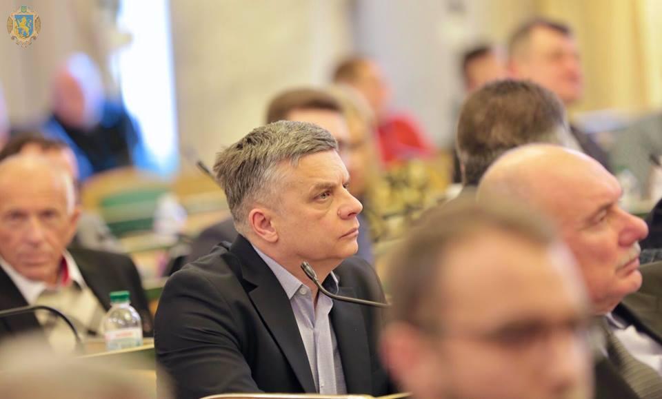 Директором Львівського палацу мистецтв призначили Юрія Візняка