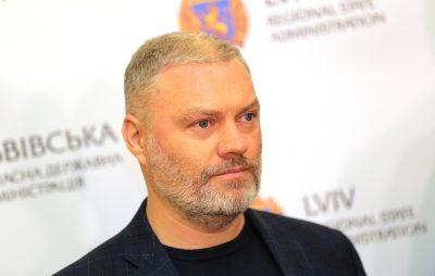 """Керівник ПрАТ """"Львівобленерго"""" Володимир Матвіїшин"""