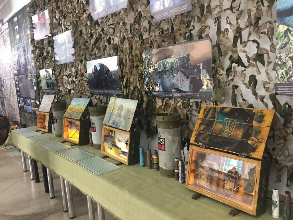 До Львова приїхала пересувна виставка