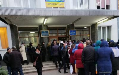 Явка на Львівщині становить 39,92% виборців. Фото: ІванЩекун/facebook