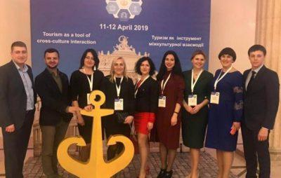 Туристичні можливості Львівщини презентували в межах Міжнародного туристичного тижня в Одесі