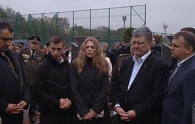 Петро Порошенко у Львові. Фото 4studio