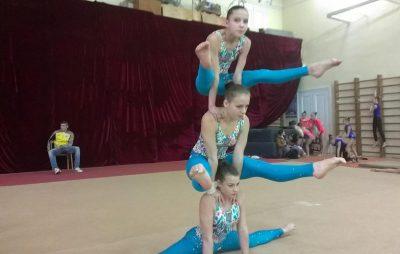 У Львові відбудеться чемпіонат зі спортивної акробатики