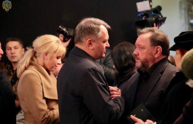Львівщина прощається із актором Петром Бенюком