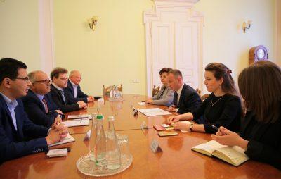 Львівщина активізує співпрацю з Королівством Марокко