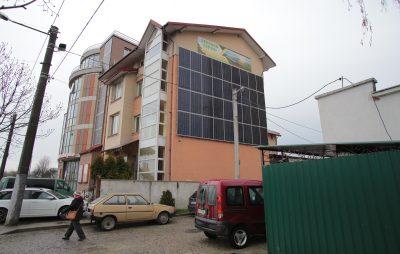 На Львівщині презентували роботу фотоелектростанції